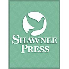Shawnee Press A Little Light Was Born SA(T)B Composed by Michael Barrett
