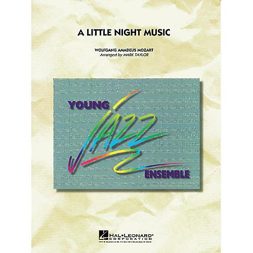 Hal Leonard A Little Night Music Jazz Band Level 3 Arranged by Mark Taylor