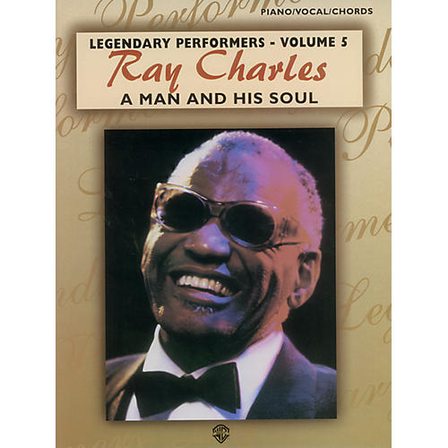 Alfred A Man and His Soul Vocal, Piano/Chord Book
