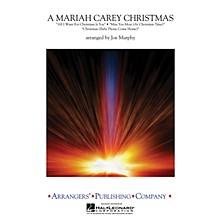 Arrangers A Mariah Carey Christmas Concert Band Level 3 by Mariah Carey Arranged by Joe Murphy