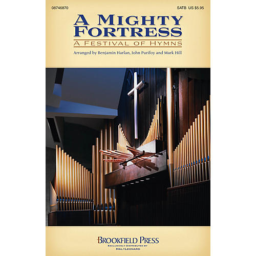 Brookfield A Mighty Fortress - A Festival of Hymns PREV CD Arranged by Benjamin Harlan