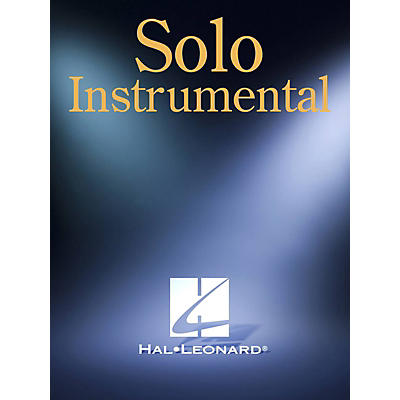 Hal Leonard A Million Dreams (from The Greatest Showman) Clarinet with Piano Accompaniment Instrumental Solo Songbook