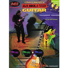 Hal Leonard A Modern Approach to Jazz, Rock and Fusion Guitar (Book and CD Package)