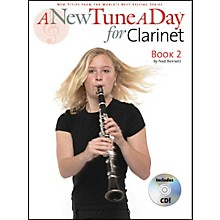 Music Sales A New Tune A Day for Clarinet Book 2 Book/CD