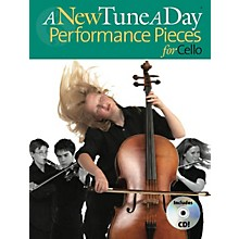 Music Sales A New Tune a Day - Performance Pieces for Cello Music Sales America Series Written by Ned Bennett