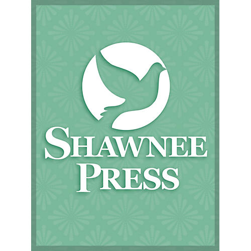Shawnee Press A Parting Blessing SATB a cappella Composed by J. Jerome Williams