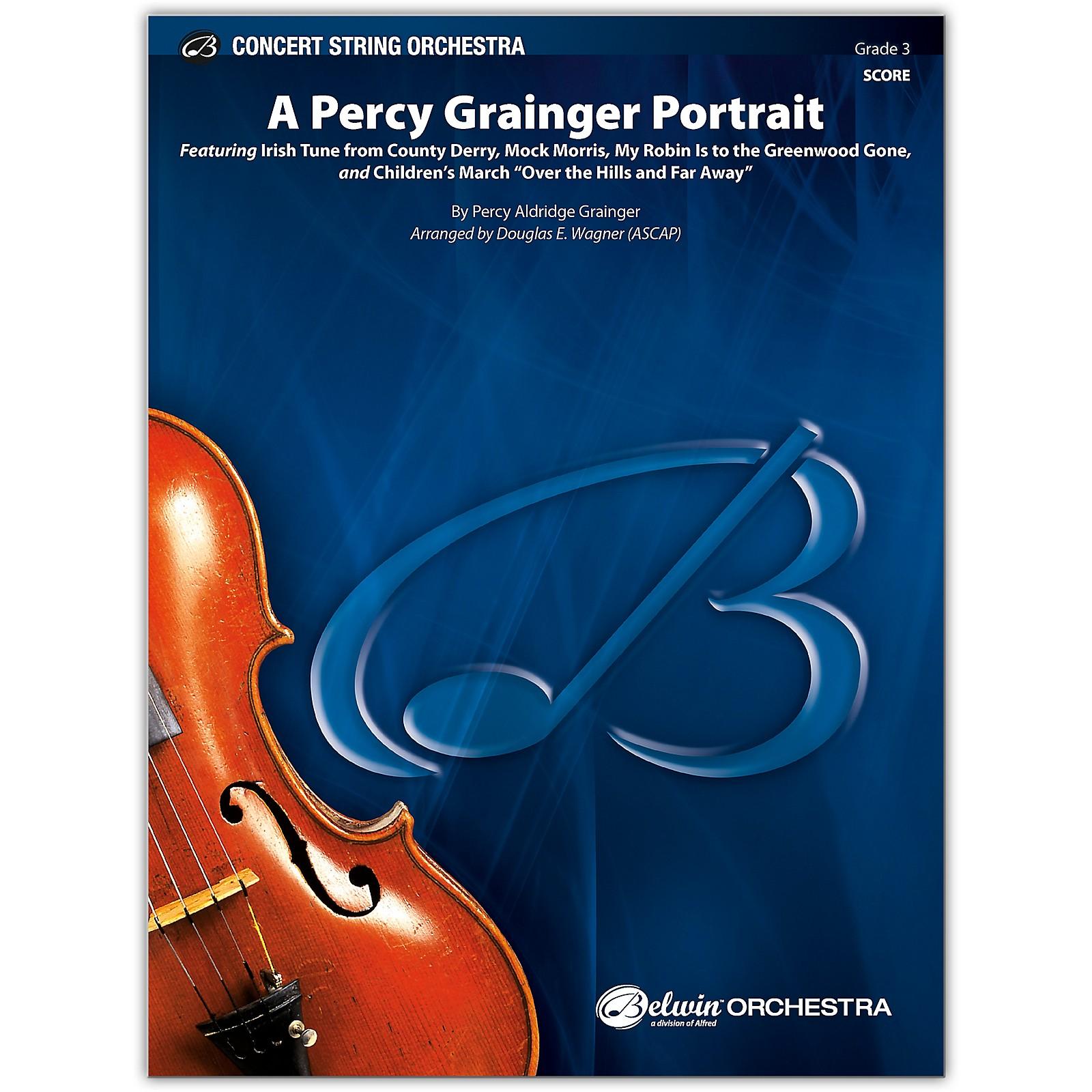 BELWIN A Percy Grainger Portrait Conductor Score 3