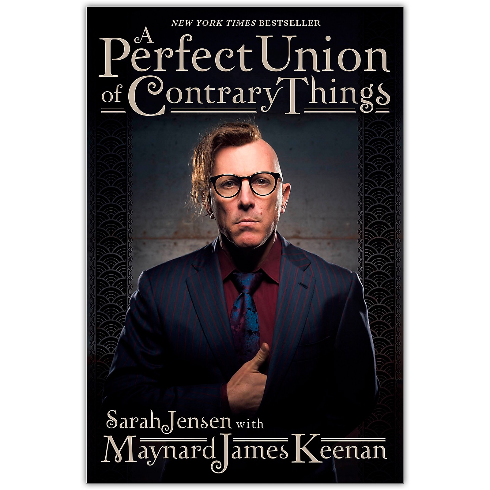 Backbeat Books A Perfect Union of Contrary Things - Softcover Edition