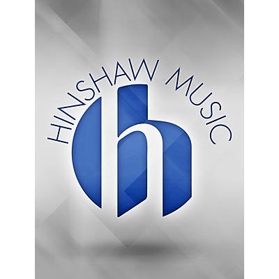 Hinshaw Music A Psalm Folksong SATB Composed by Edwin Penhorwood