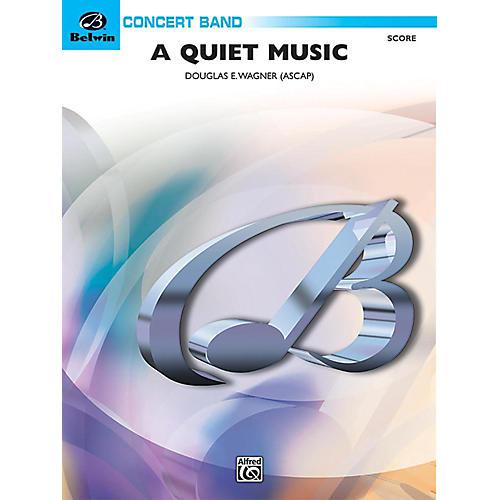 Alfred A Quiet Music Concert Band Grade 3 Set