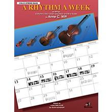 Alfred A Rhythm a Week Cello/Bass