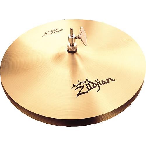 Zildjian A Rock Hi-Hat Pair