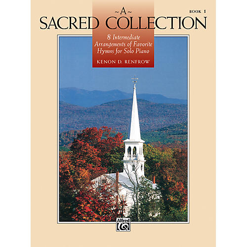 Alfred A Sacred Collection Book 1