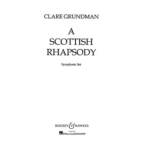 Boosey and Hawkes A Scottish Rhapsody Concert Band Composed by Clare Grundman