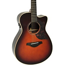 A-Series AC3R Concert Cutaway Acoustic-Electric Guitar Tobacco Brown Sunburst