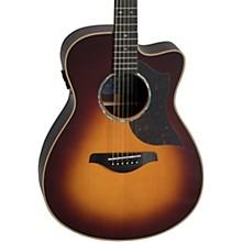 Yamaha A-Series AC5R DLX Concert Acoustic-Electric Guitar