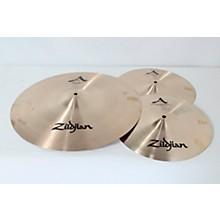 Open BoxZildjian A Series Cymbal Set Rock