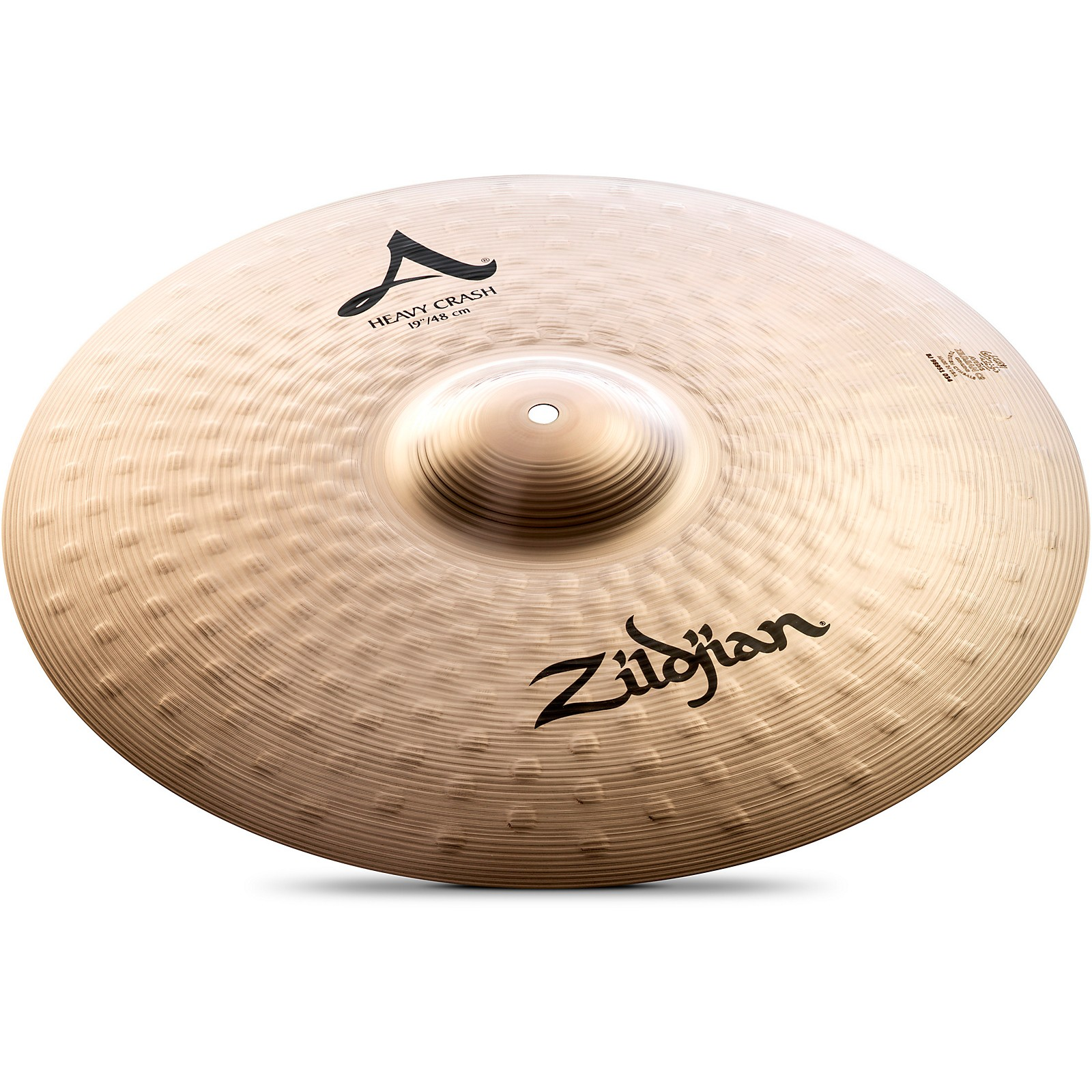 Zildjian A Series Heavy Crash Cymbal Brilliant