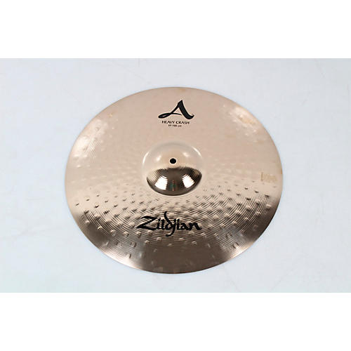 Zildjian A Series Heavy Crash Cymbal Brilliant Condition 3 - Scratch and Dent 19 in. 194744316876