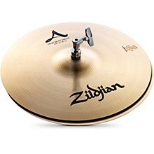 A Series New Beat Hi-Hat Cymbal Pair 14 in.