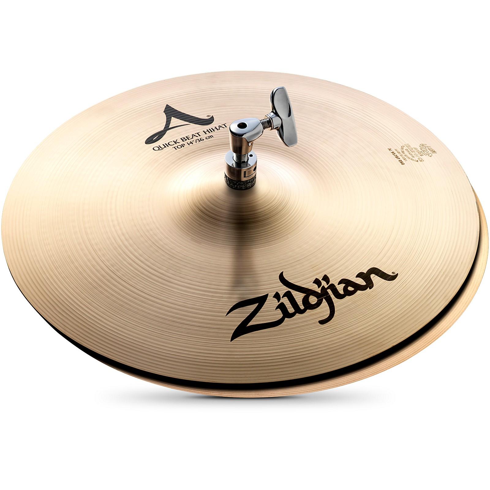 Zildjian A Series Quick Beat Hi-Hat Pair