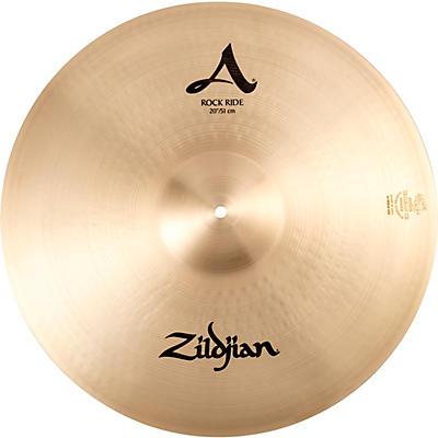 Zildjian A Series Rock Ride Cymbal
