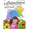 Hal Leonard A Spring Song Sing Along (Collection) ShowTrax CD Composed by Cheryl Lavender thumbnail