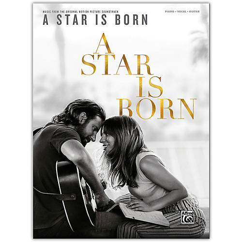 Alfred A Star Is Born Piano/Vocal/Guitar