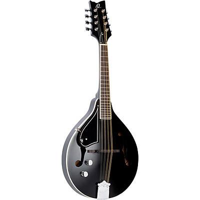 Ortega A-Style Series RMAE40SBK-L Left-Handed Acoustic Electric Mandolin