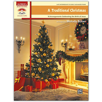 Alfred A Traditional Christmas Late Intermediate / Early Advanced