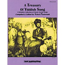 Tara Publications A Treasury of Yiddish Song (A Definitive Collection of Classic Jewish Songs) Tara Books Series Softcover
