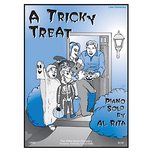 Willis Music A Tricky Treat (Later Elem Level) Willis Series by Al Rita