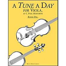 Music Sales A Tune A Day Viola Book 1