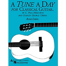 Music Sales A Tune a Day - Classical Guitar (Book 3) Music Sales America Series Softcover Written by C. Paul Herfurth