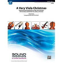 Alfred A Very Viola Christmas String Orchestra Grade 2