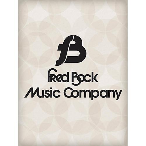 Fred Bock Music A Warm and Pretty Christmas Carol (Thou Didst Leave Thy Throne) SAB