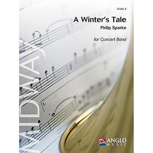 Hal Leonard A Winter's Tale Concert Band Score/parts Concert Band