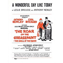 TRO ESSEX Music Group A Wonderful Day Like Today Richmond Music ¯ Sheet Music Series