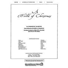 Shawnee Press A World of Christmas Score & Parts composed by Joseph M. Martin
