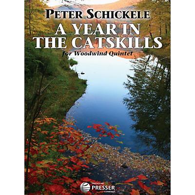 Carl Fischer A Year In The Catskills - Woodwind Quintet