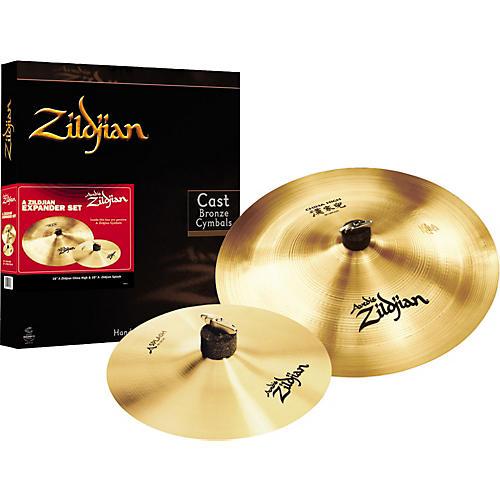 Zildjian A Zildjian Expander Cymbal Pack