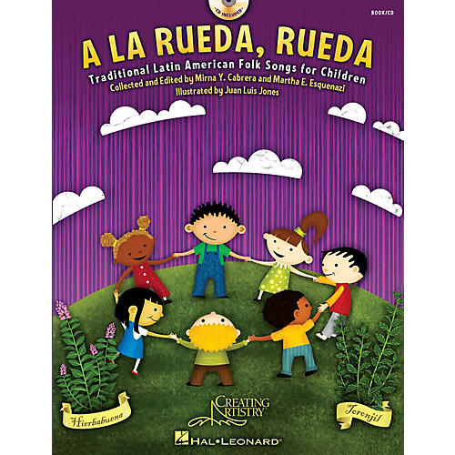 Hal Leonard A la rueda, rueda (Traditional Latin American Folk Songs for Children)