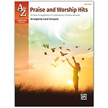 Alfred A to Z Praise and Worship Hits Easy Piano