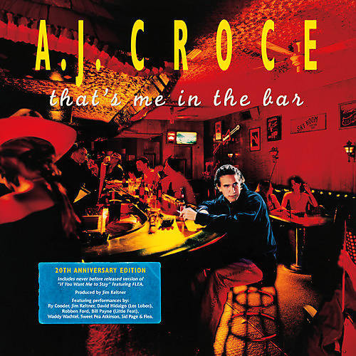 Alliance A.J. Croce - That's Me in the Bar (20th Anniversary Edition)