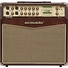 Open Box Acoustic A1000 100W Stereo Acoustic Guitar Combo Amp