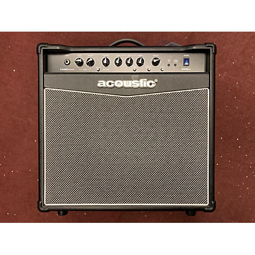 A1000 2x50W Stereo Acoustic Guitar Combo Amp