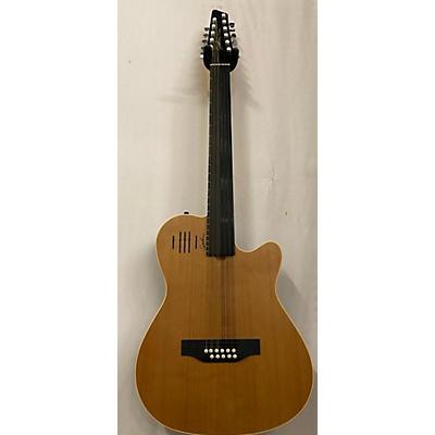 Godin A11 - GLISSENTAR Solid Body Electric Guitar
