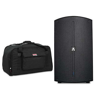 "Avante A12 1,200W 12"" Powered Speaker with Tote"