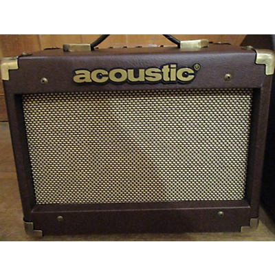 Acoustic A15 15W 1x6.5 Acoustic Guitar Combo Amp