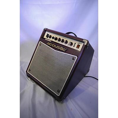 Acoustic A15V 15W 1x6.5 Acoustic Guitar Combo Amp